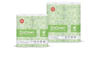 Рушники паперові, Туалетний папір, Dodomy