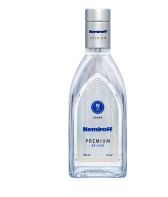 Горілка Nemiroff Premium De Luxe особлива, 40%, 0.7 л
