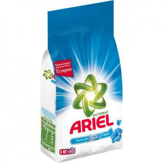 Стиральный порошок Ariel Automat Touch of Lenor Fresh, 3 кг