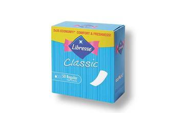 Прокладки щоденні Classic Libresse 50 шт