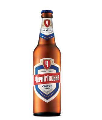 Пиво Чернігівське Світле 0,5л СКО