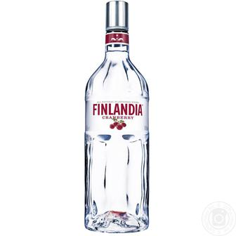 Водка Finlandia Клюква 0.5л