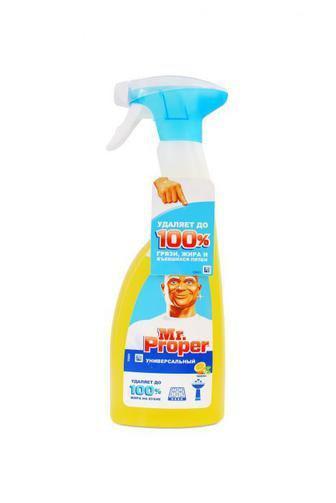 Универсальный чистящий спрей 500 мл Mr. Proper