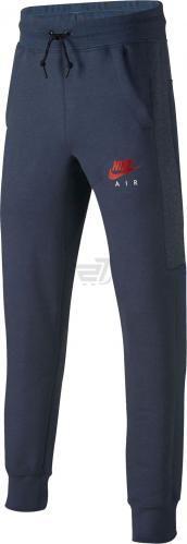 Штани Nike Air Pant Cuff 856172-471 р. L синій