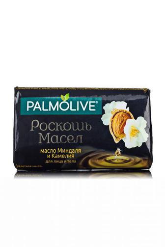 Палмолив мыло Роскошь масел с маслом Миндаля и Камелией 90г