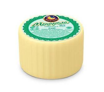 Сыр Моцарелла украинская 50% Пирятин 210г