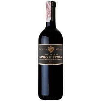 Вино Principesco Nero d`Avola 2017 0.75л