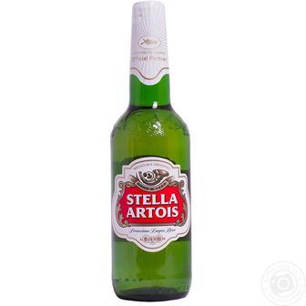 Пиво безалкогольне Стелла Артуа 0,5л