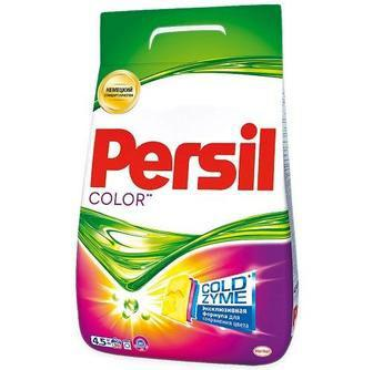 Пральний порошок Persil Color Cold zyme 1,5 кг