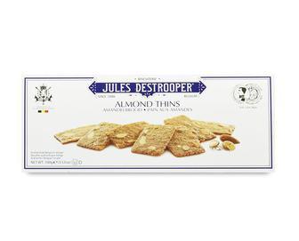 Печиво вершкове з мигдалем, J.Destrooper 100 г