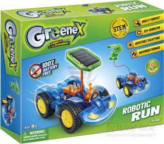 Науково-ігровий набір Amazing Toys Кібергонки 36509