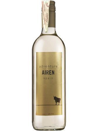 Вино Adventure Airen 0.75л