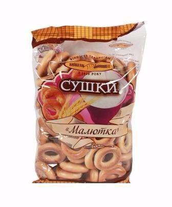 Сушка Малютка, Човники, Київхліб
