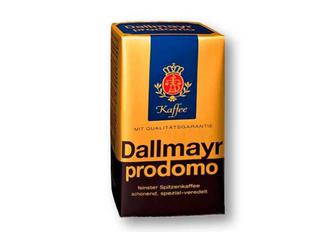Кава Prodomo смажена мелена натуральна Dallmayr Німеччина - 500 г