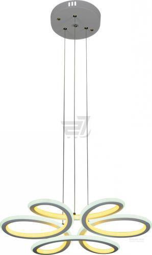 Люстра світлодіодна Blitz 8399-46 30 Вт алюміній