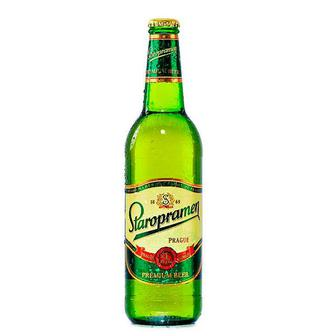 Пиво світле Staropramen 0,5 л
