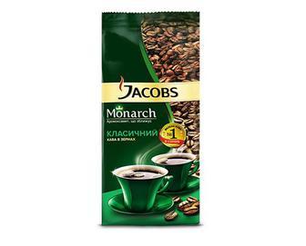 Кава в зернах, Jacobc Monarh 250 г
