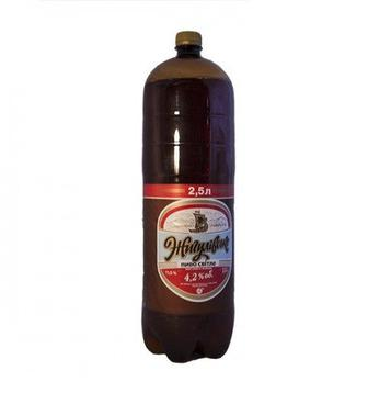Пиво Жигулівське Оболонь 2,4 л