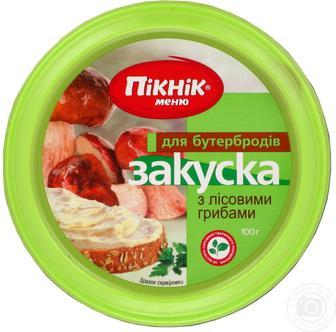 Закуска Пікнік 100 г