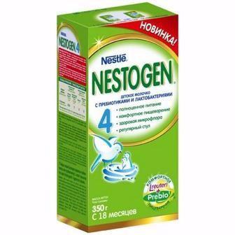 Суміш молочна суха Nestle 350г
