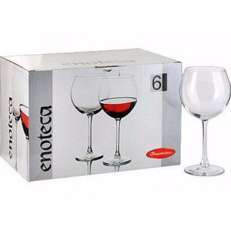 Набір бокалів 2шт для вина 630мл