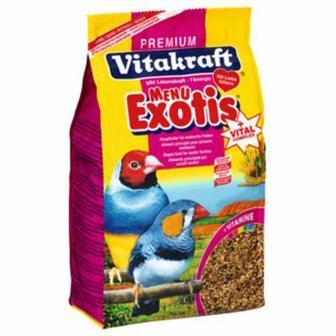 Корм для екзотичних птахів Exotiсs 500г  Vitakraft