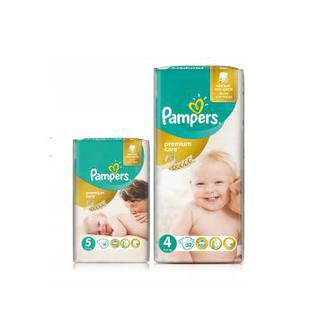 Подгузники Pampers Active Baby-Dry Junior 5 (11-18 кг) 42 шт