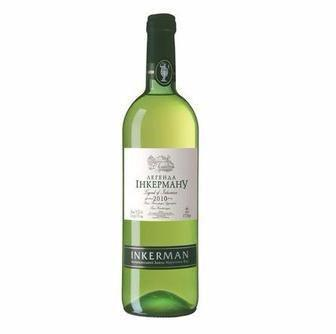 Вино червоне Древній Херсонес червоне Легенда Інкерману біле н/с Інкерман 0,75л