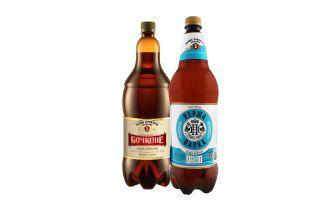 Пиво Бочкове, Перша варка Перша приватна броварня ,1,5 л