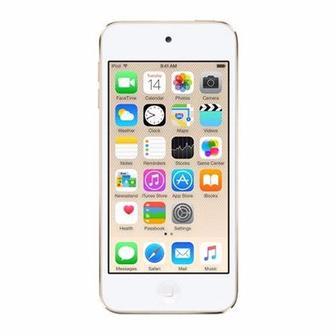 МР3 плеер Apple iPod touch 6Gen 32GB Gold (MKHT2)