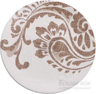Тарілка обідня Cotton 22,5 см