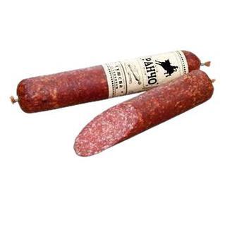 Ковбаса Ранчо Сушена з яловичиною 1/г за 100гр.