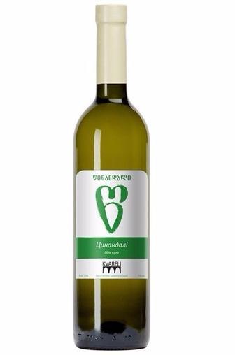 Вино Kvareli Цинандали 0,75