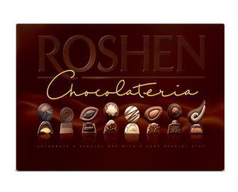 Цукерки Roshen Chocolateria, 194г