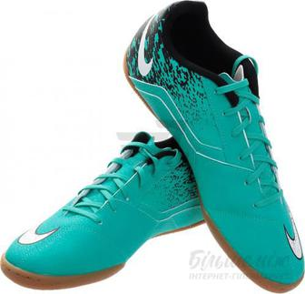 Бутси Nike BOMBAX IC 826485-310 7,5 блакитний