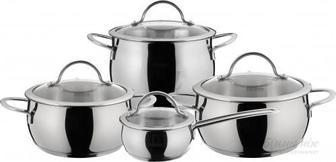 Скидка 40% ▷ Набір посуду Intra 8 предметів Flamberg