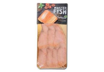 Рибна нарізка Горбуша, х/к Master Fish 90 г