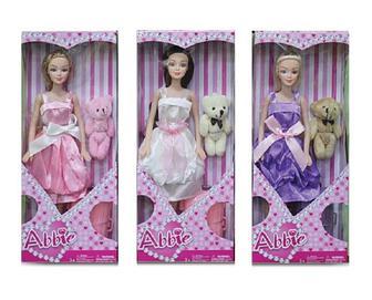 Лялька Abbie, уп