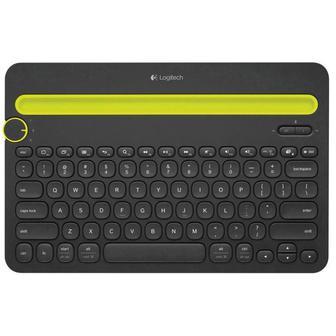 Клавиатура Logitech K480 Black (920-006368) (OEM)