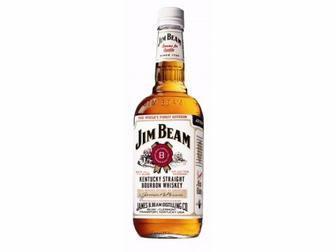 Віскі White Jim Beam 0,7л