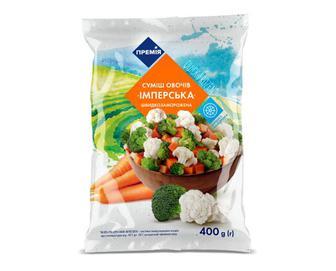 Суміш овочів заморожена «Імперська» «Премія»® 400 г