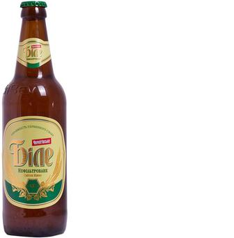 Пиво «Біле» Чернігівське, 0,5л