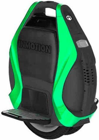 Моноколесо InMotion SCV V3 Pro (зеленый)