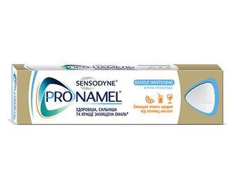 Паста зубна Sensodyne ProNamel відбілююча, 75мл
