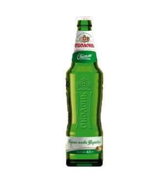Пиво світле Оболонь 0,5л