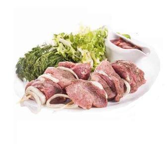 Шашлик Традиційний зі свинини До Столу 100г