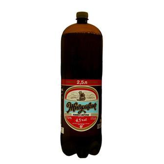 Жигулевское Пиво Оболонь 2,5 л/2,4 л