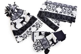 Шапки, шарфи, рукавички