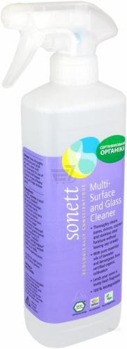 Миючий засіб для скла Sonett Multi-surface and Glass cleaner 0,5 л