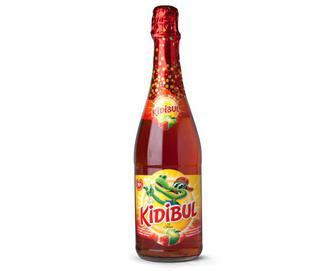 Напій Kidibul безалкогольний яблуко-полуниця,  0,75 л